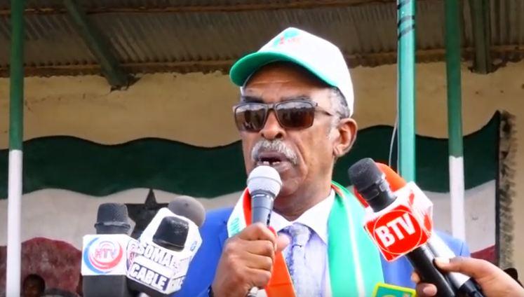 Ceerigaabo: Daawo Wasiiro Dadweynaha Gobolka Sanaag kala Qaybgalay Xuska 18 may iyo Farriimihii ay Bulshada u fareen