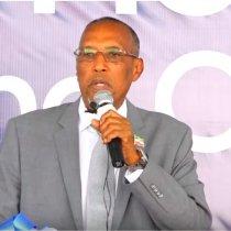 Gudaha:-Madaxwaynaha Somaliland Muuse Biixi Oo Furitaanka Xarunta Gadiidka Casriga Ah Shirkada Dahabshiil Ka Jeediyay Khudbad Dhinacyo Bdaan Taabanaysa.