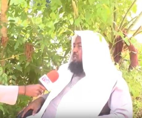 Burco:-Sheikh Jamaac Oo Ka Mid Ah Culimada Gobolka Togdheer Ayaa Ka Jawaabay Eedo U Soo Jeediyay Shiekh Cabdixaq.
