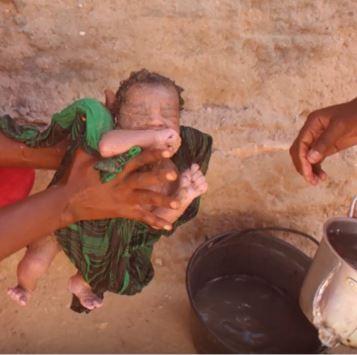 Hargaysa:Ciidamada Dab-Demiska Somaliland Oo Maanta Badbaadiyay Ilmo Yar Oo Lagu Riday Suuli+SAWIRRO