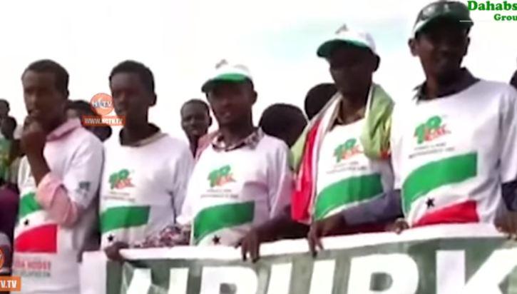 Ceel Afweyn:Daawo Degaanadii Bandowga uu kusoo Rogay Madaxweynaah Somaliland oo si weyn looga Xusay 18 may