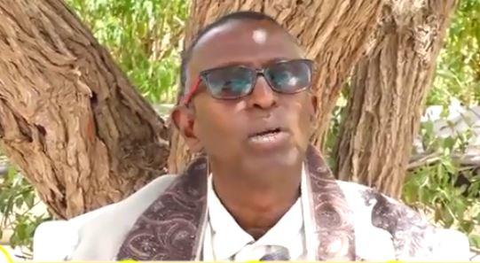 War Deg Deg Ah:-Ex Badhsaab Ramaax Oo Hada Ku Dhawaaqay In Uu Ka Baxay Xisbiga Kulmiye +Sababta Oo Uu Sheegay.