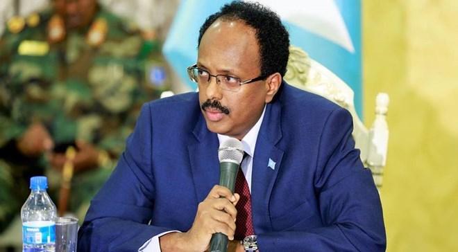 Madaxweyne Farmaajo oo soo dhaweeyay tallaabadii cunaqabateynta looga qaaday Eritrea