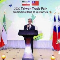 """""""Waxa Naga Daacad Ah In Somaliland Aanu Garab Istaagno Waqtiga Adag…"""" Safiirka Dalka Taiwan Ku Leeyahay Somaliland"""