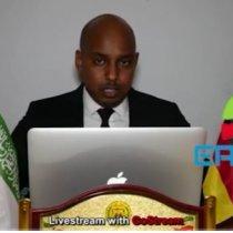 Daawo:-Safiirka SomalilandEe Dalka Garmany Oo Dhaliilay Socdaalka Maayrada Hargaysa Iyo Berbera Ee Dalkaasi