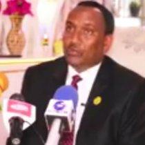 """Gudaha:-""""Diyaarad Soomaliya Soo Dirtay Ma Iman Karto Hargeysa"""" Wasiirka Beeraha Somaliland."""