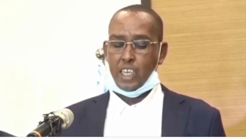 Daawo: Nuxurka Heshiis ay wada saxeexdeen Dawladda iyo Xisbiyada Mucaaradka SOMALIA
