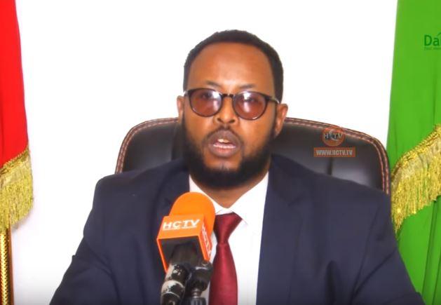 Gudaha:-Xisbiga UCID Oo Wasiirka Beeraha Ku Tilmaamay In Uu Ku Fashilmay+Sababta.