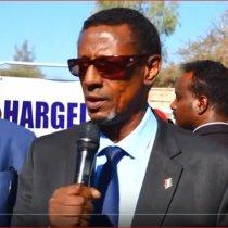 """Hargeisa:-""""Hargaysa Waxay Uu Baahantay Cisbitaal Labaad""""Wasiirka Caafimadka Somaliland."""