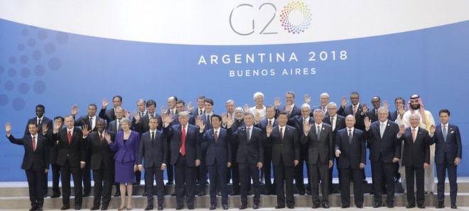 Maxay yihiin arrimaha ay isku fahmi la'yihiin Madaxda shirka G20?