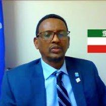 """""""Waxaan Xal Uheli Doona Arinta Cakiran ee Somaliland iyo Somalia Hadaan Ku Guuleysto Madaxweynaha Soomaaliya"""""""