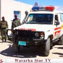 Sanaag:-Ciidanka Somaliland OO Gacanta Kuso Dhigay Gaadhi Jabhada Kornayl Caare ka Dhaceen Ciidanka Wasaarada Caafimadka .
