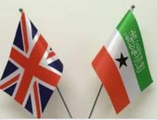 Baarlamaanka Ingiriiska Oo Bogaadiyey Hannaanka Dimuqraadiyada Somaliland.