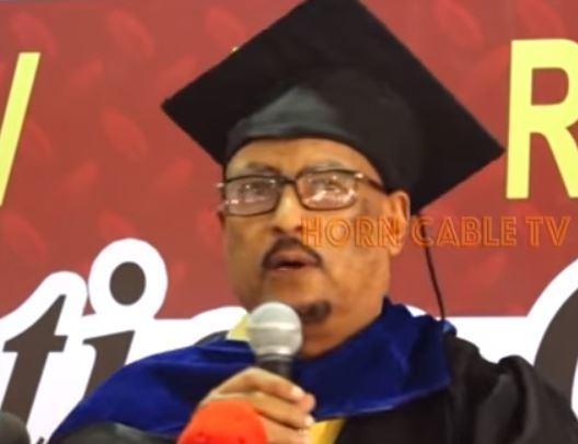 Hargeysa: Daawo Faysal Cali Waraabe oo  Afka Furtay iyo Wasiirro u jawaabay
