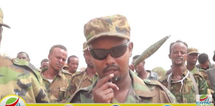 Qardho:-Korneyl Caare Oo Soo Dhaweyn u Sameeyay Xigeenkiisa Gamaal Baaxad Fariin Uu Direy Xukuumada Somaliland.
