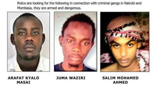 Kenya '' Xubno qorsheynaya Qaraxyo iyo weerarro oo sawirrada la baahiyay