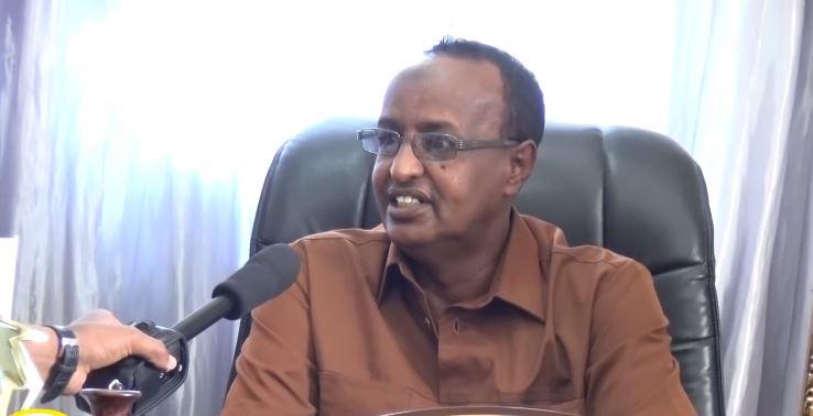 """Hargeisa:-""""Waxaan Leeyahay Ha Laga Fogaado In Media-ah Lagu Falanqeeyo Colaada Ceel-afweyne""""Wasiirka Ciyaaraha Somaliland."""