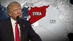 Madaxweyne Trump oo mar kale ku hanjabay inuu si xoog ah shidaalka uga xadayo Syria