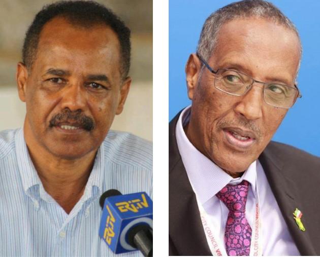 Dawladda Ereteriya Oo La Filayo In Ay Door Ka Qaadato Wada Hadallada Somaliland iyo Soomaaliya