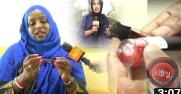 Gabadh Somaliland u Dhalatay oo Samaysay Agabka Dumarku Isku Qurxiyaan.
