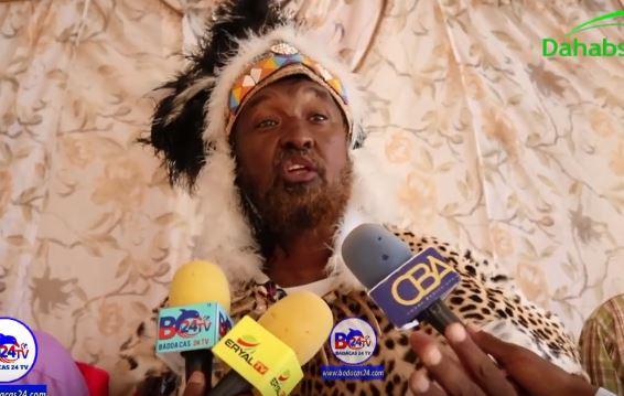 """Gudaha:-""""Markii La Heshiinayay Ee Cid Kasta Joogtay Lama Odhan Ha Loo Yeedho Beesha""""Boqorr Axmed Iiman Warsame."""