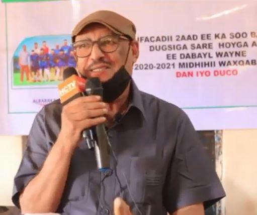 Daawo: Faysal Cali Waraabe oo Madaxweynaha ku Dhaliilay Qorshe la'aan