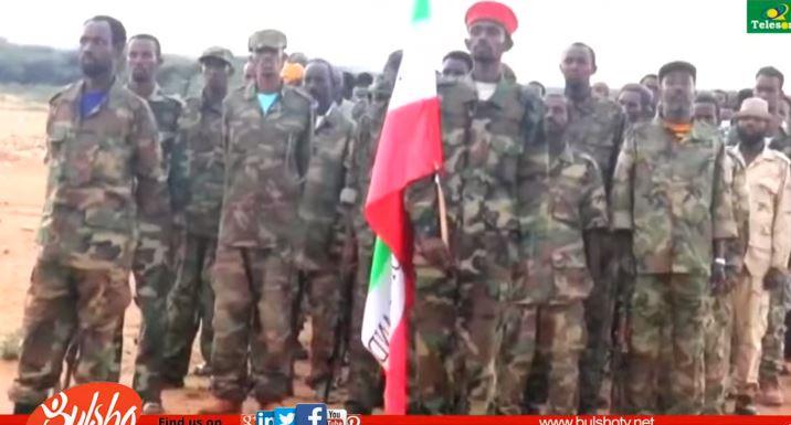 Gudaha:-Taliska Ciidanka Qaranka Guutada 17aad Ee G Badhan Oo Beeniyay Inay Ka Goosteen Somaliland