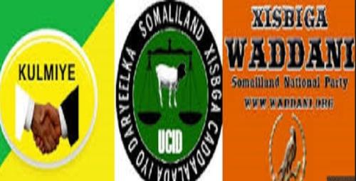 Somaliland Hadii Sadexda Xisbi Qaran Xisbigiiba 5 Sano Taladda Hayn Lahaa Wareegto Dalka Faaido Ayuu U Horseeddi Lahaa-