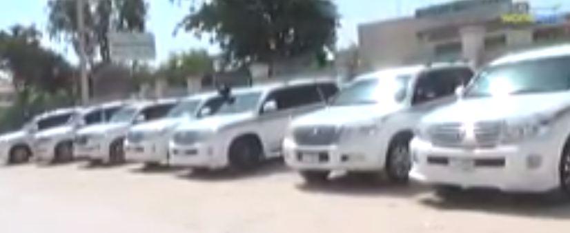 Hargeysa: Daawo Guddiga Qandaraasyada Qaranka Somaliland ee Dhowaan la magacaabay oo Tartansiiyey Macraddo ay ka rabaan Baabuur