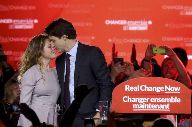 CANADA: Raisal wasaaraha dalka Canada Justin Trudeau oo markale Doorashadii ku Guuleystay & Somalida oo taageero wayn uu kahelay.