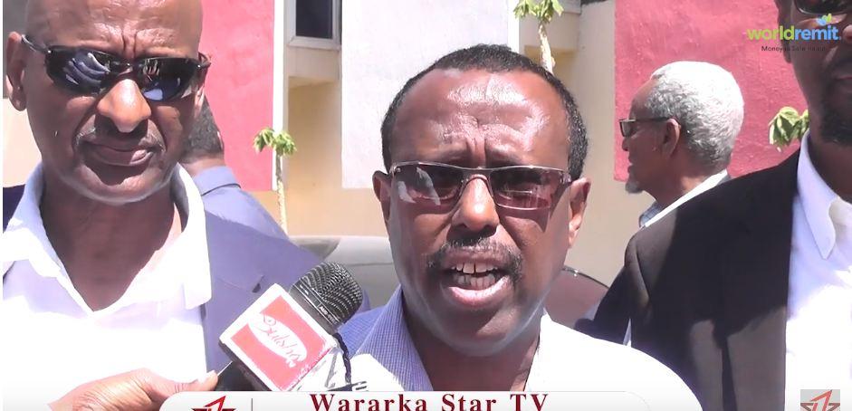 Hargeisa:-komishinka Doorashoyinka Somaliland OO Sheegay Inan Doorashoyinku Dhacaynin Wakhtigii Loo Qondeyay Inay Ku Dhacaan.