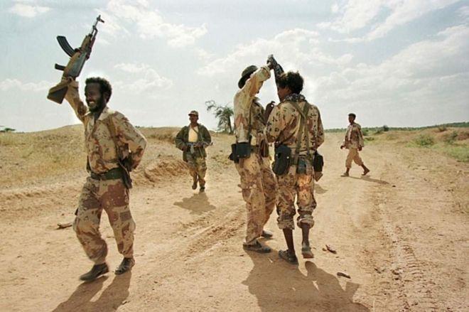 Itoobiya oo soo dhaweysay ergada Eritrea ay u soo dirsanayso Addis Ababa