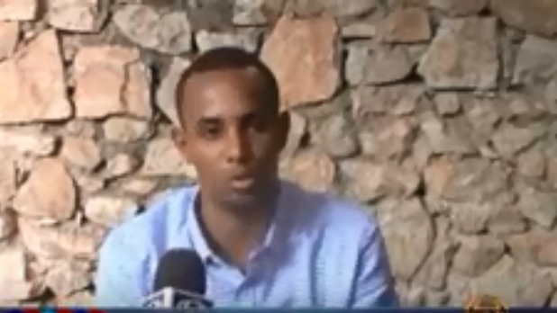 Beledweyne:-Shacabka Beledweyn Oo Kasoo Horjeestay Go'aanka Dawladda Somalia Ku Taageertay Sucuudiga.