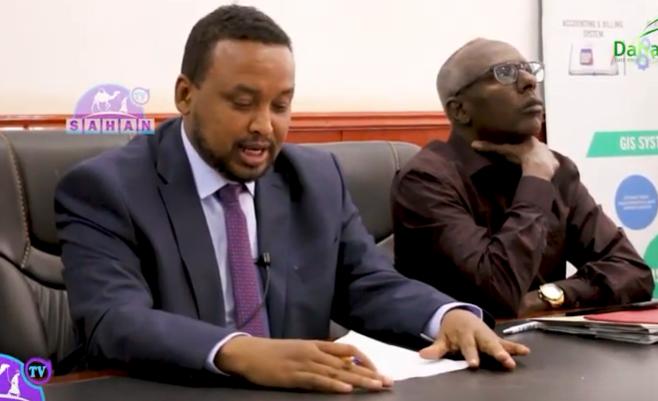 Gudaha:-Maayerka Caasimada Somaliland Ee Hargeysa Oo Qabtay Kulan Lagaga Hadlayo Nabad Galyada Caasimada