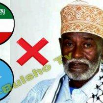 """""""Isma Dhexgali Karaan Somaliland Iyo Somalia"""" Suldaanka Guud Ee Somaliland Oo Afka U Furtay Arrimaha"""