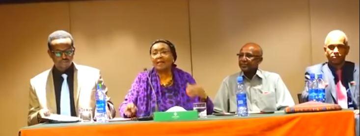 Gudaha:-Drs Adna Aadan Oo Caalamka la garnaqsatay iyo Warbaahinta Caalamka Oo Suaalo Waydiiyey