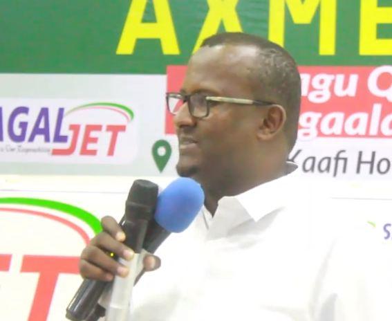 Burco: Daawo Sh Saleebaan iyo Guddomiyaha Waddani ee Togdheer  oo Weedho Duurxul ah ku Ganay Madaxweynaha Somaliland Muse Biixi