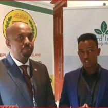 Safiirka Somaliland Uu Fadhiya Dalka Kenya Oo Ka Waramay Shirka Maalgashiga Ee Lagu Qabtay Dalka Kiiniya