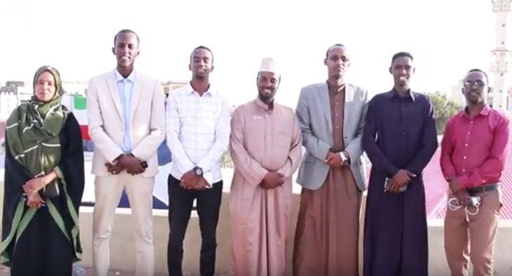 Burco: Dallada iskuxidhka iyo wacyigelinta Dhalinyarada Somaliland oo farriin u dirtay Dhalinyarada Dalka Xuska 18 may