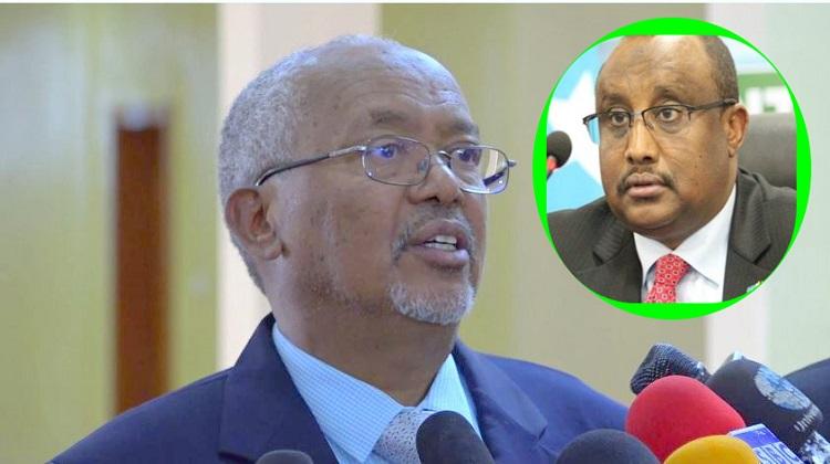 Madaxweyne Kuxigeenka Somaliland Oo Hada Warbaahinta La Hadlay Iyo Arimaha Uu Kala Hadlay.