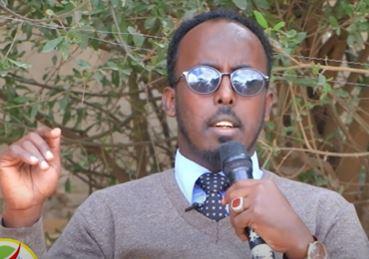 """""""Garsoorka Somaliland Dib U Habayna Aya U Baahanyahay'''xisbiga Waddani"""