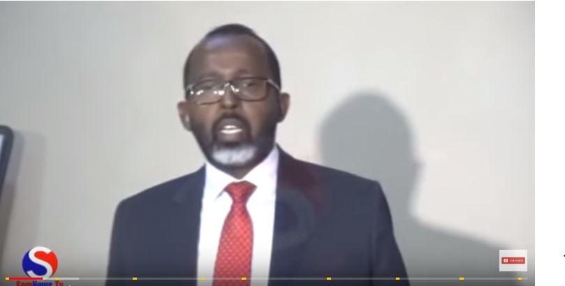 Ded Deg:-Wasiir Xukuumada Farmaajo Ka Tirsan Oo Ka Hadlay Heshiiska Dhex Maray Somaliya IYo Itobiya