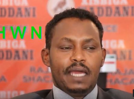 """Gudaha:-Madaxweyne Maad Tagin Dalka Kale Ee Waxaad Tagtay Magaalooyinka """"Xisbiga Waddani."""