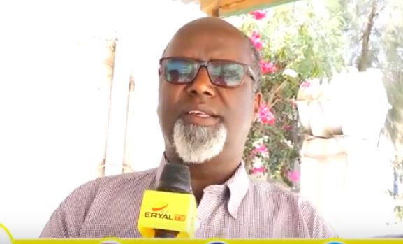 Hargeisa:-Agaasimaha Barmaamijka Shaqo Qaran Oo Ka Dareen Celiyay Xilka Loo Magacabay +Maxuuse Ka Yidhi.