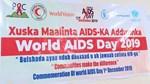 Puntland oo shaacisay tirada dadka la nool cudurka AIDs-ka