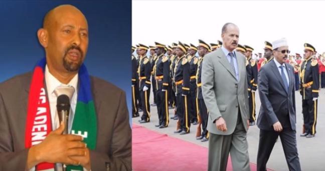 Eritrea:-Ururka ONLF Oo Si Kulul Uga Hadashey Safarka Farmaajo Ee Eritrea Ku Tagay.