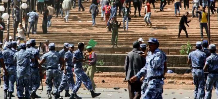 Addis Ababa:Daawo Saraakiil Ka Tirsan Xisbiga Xukuma Dalka Ethiopia Oo La Xidhxidhay
