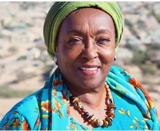 Marwo Edna Aadan Oo Ka Hadashay Qodobka 'Is-Dhex-Galka' Somaliland Iyo Soomaaliya Oo Shaki Laga Muujiyey
