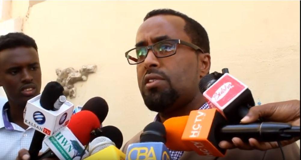Hargeisa:-Kulan Dhex Maray Xisbiyada Ucid Iyo Kulmiye Iyo Godomiyaha Golaha Wakiilada Somaliland Baashe Maxamed Faarax.
