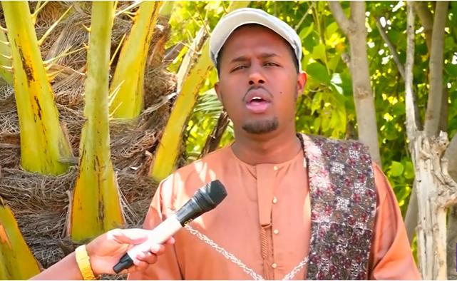 Afhayeenka Madaxweynaha Somaliland OO Hambalyada Ciidal Fidriga Ceerigaabo ka Diray